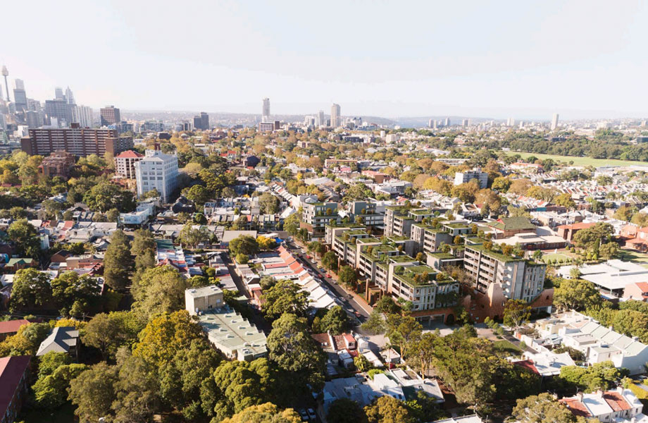 city of sydney planning applications