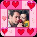 romantic photo frames application download