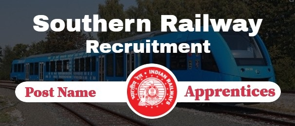southern railway recruitment online application