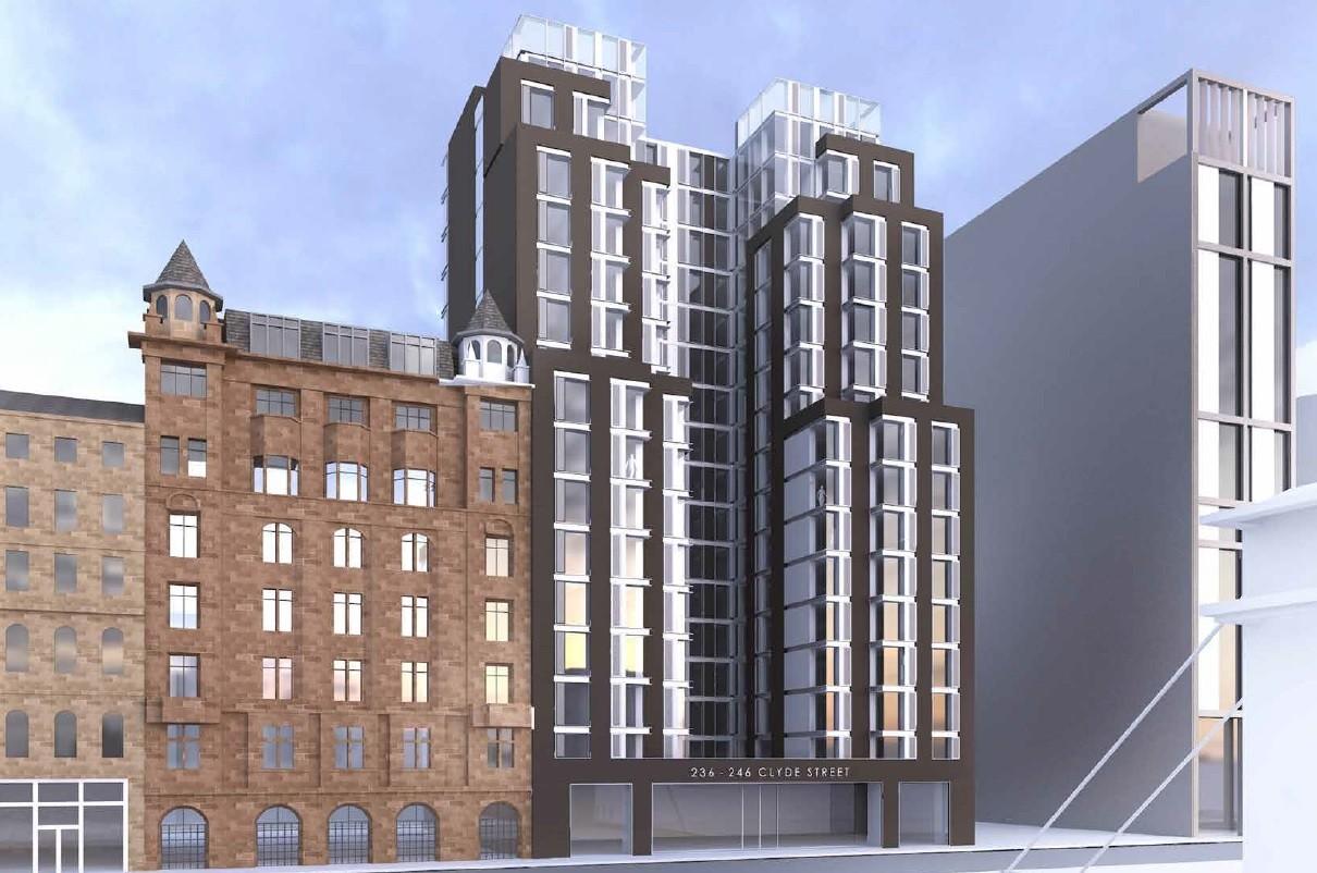 development application new motel high st echuca
