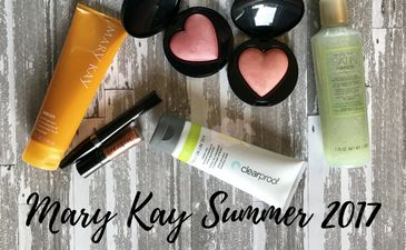 mary kay order of application with charcoal mask