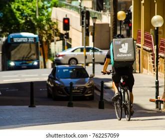 uber eats application as a driver sydney