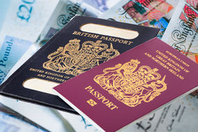 application for lost or stolen passport uk
