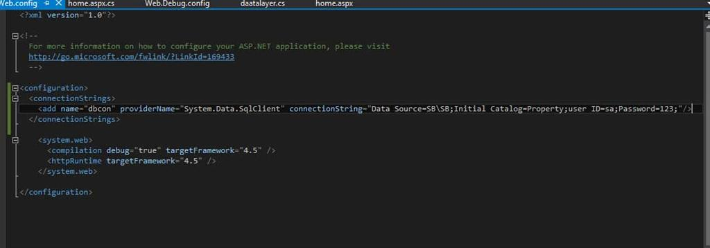 visual studio convert class library to web application