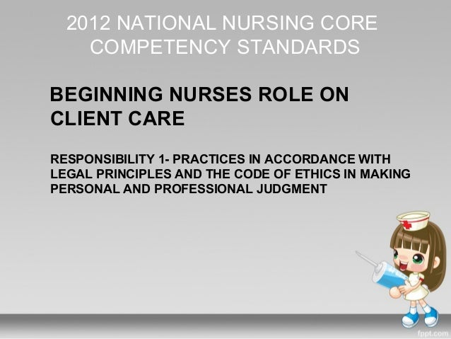 application of ethico legal principle to nursing practice