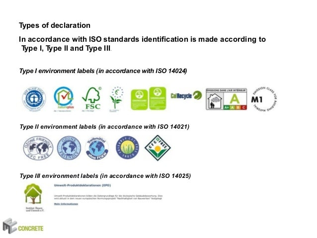application of life-cycle assessment to type iii environmental declarations