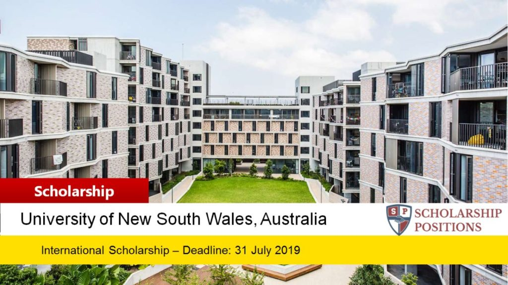 unsw sydney u.s financial aid application form
