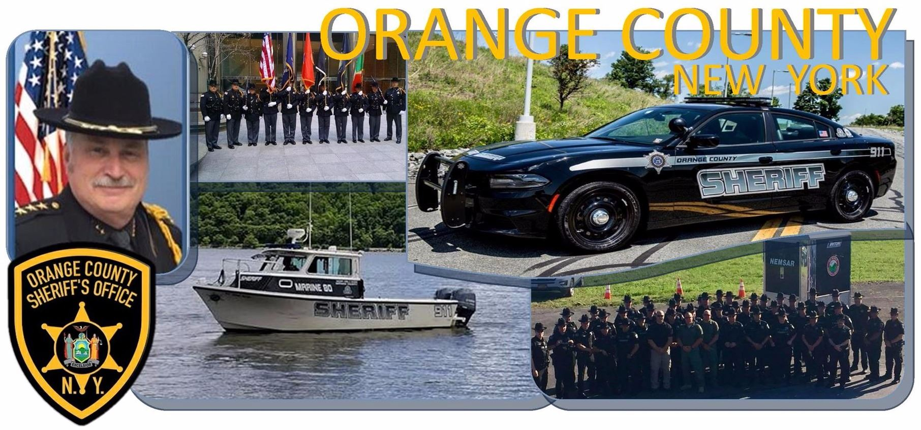 orange county police department application