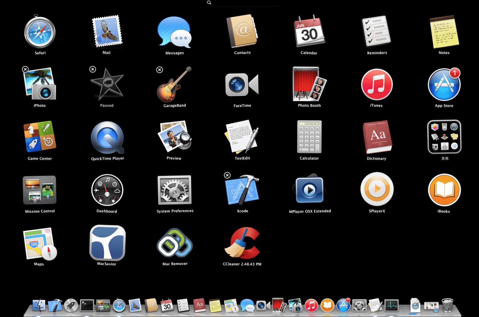 mac os delete application preferences