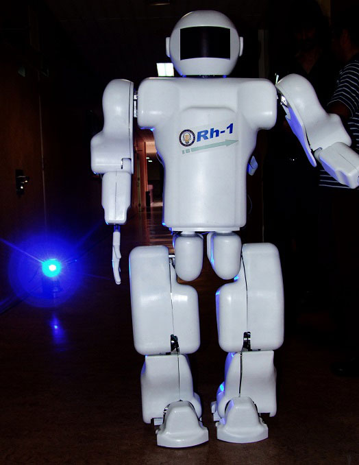 applications of object following robot