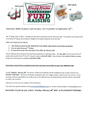 krispy kreme fundraiser application online