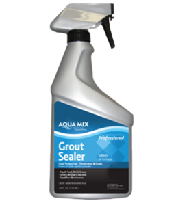 tilelab grout tile sealer application