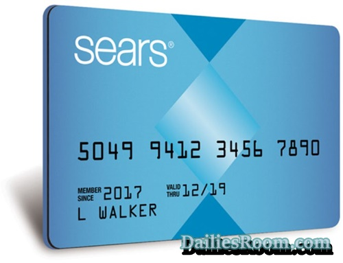 sears credit card application status