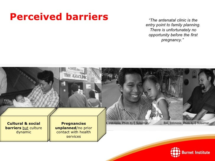 what is the barriers to application of evidence to practice