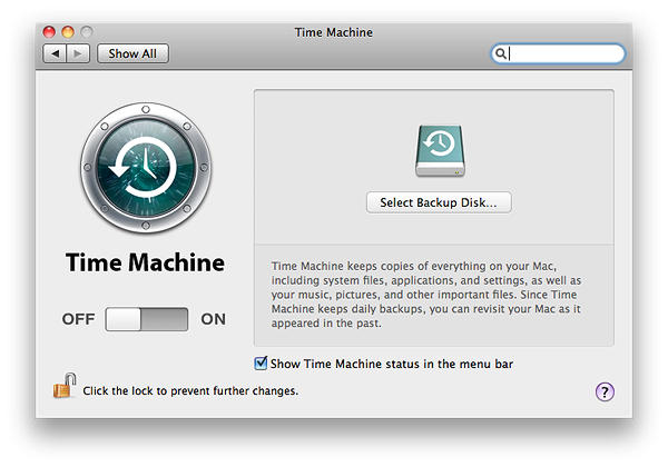 mac time machine backup applications