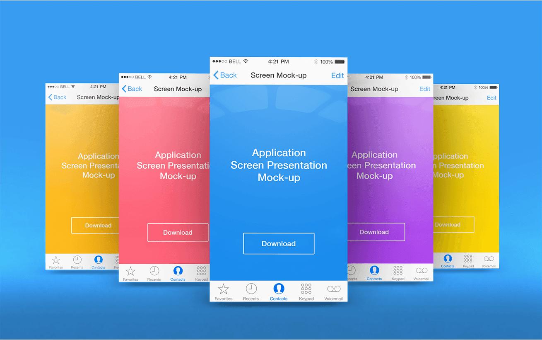 download mock up application free