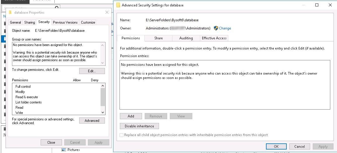 application to open ldb file windows 10