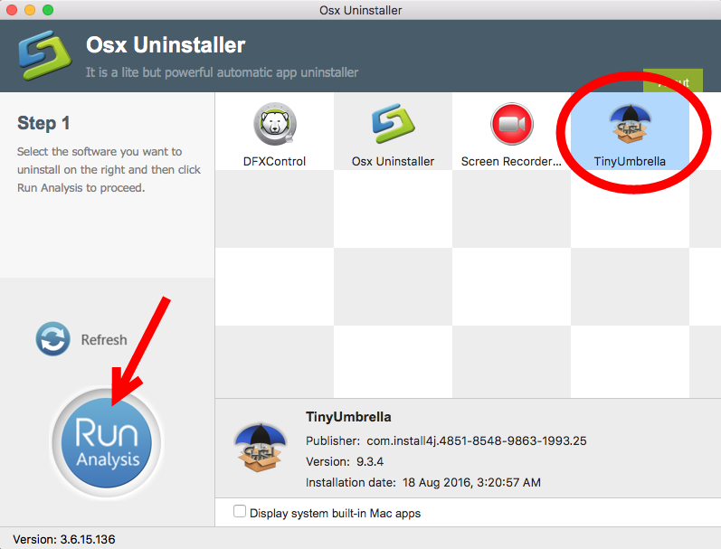 how to uninstall applications mac os x