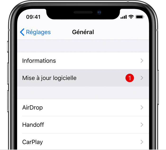 comment supprimer les applications sur iphone 6s