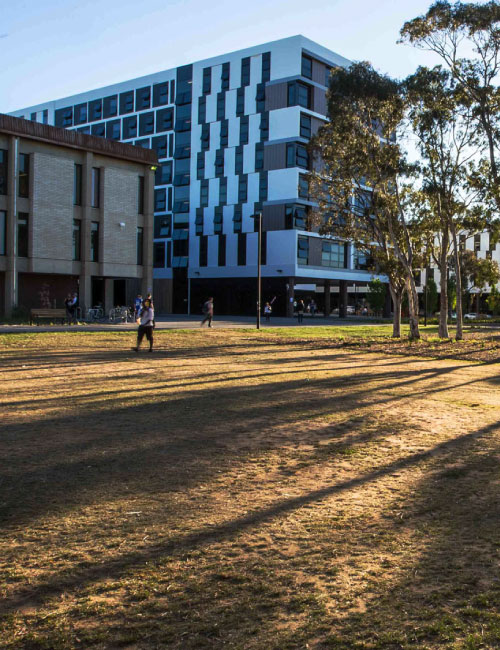 university of canberra college application form
