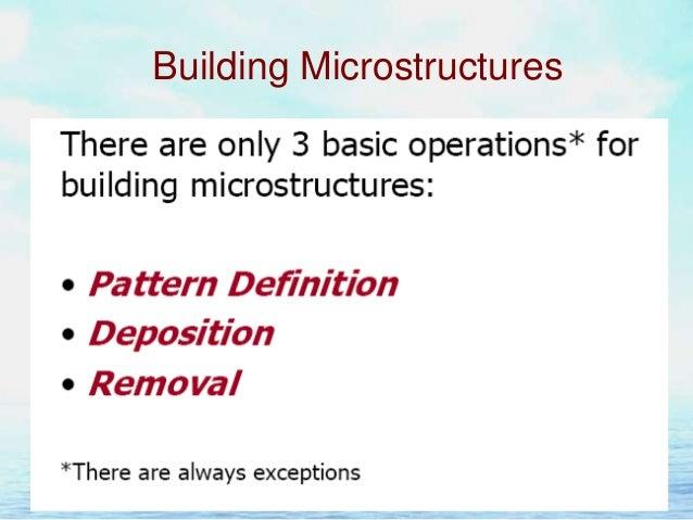 introduction to microfluidics basics and applications