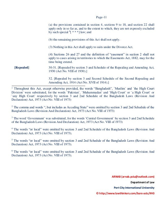 land act 1882 320a application